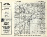 Sylvan T2S-R3E, Washtenaw County 1957